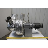 Showa AH-600HT-D02-L313 2Hp 200/220V 50/60Hz 3Ph Heated Blower Package See Info