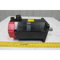 Fanuc A06B-0571-B003 7L 2500 RPM 122V 3Ph Permanent Magnet AC Servo Motor
