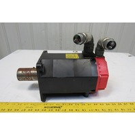 Fanuc A06B-0315-B002 10S 2000 RPM 3Ph 198V Perm Magnet 3Ph AC Servo Motor
