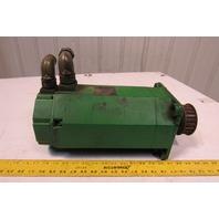Fanuc A06B-0502-B002#7008 20S 2000RPM 3Ph 146V Perm Magnet AC Servo Motor