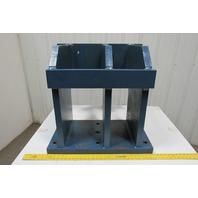 Custom Steel Hydraulic Punch Press Side Lug Cylinder Mount Fixture DIY See Info
