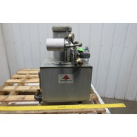 Tec Hackett 3Hp 208-230/460V 10 Gal Capacity 4 GPM 1075PSI Hydraulic Power Pack