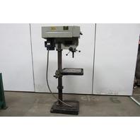 Delta 70-330 Model 20  Floor Stand Drill Press 115-208/220V 1Ph Variable Speed