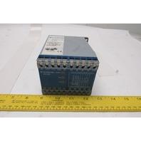 Schleicher SNO2002-17 24 VDC Safety Relay