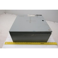 "Hoffman  CSD16166 16""x16""x6"" Wall Mount Electrical Enclosure W/Backplate"
