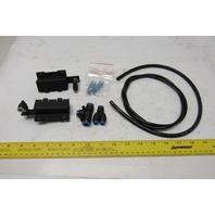 AGFA SE+79624002 6K6EV Bracket And Suction Cup Assembly