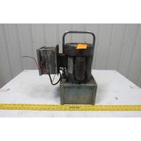 Vektor 2 Gal 1Ph 115V Hydraulic Compact Workholding Power Pack DIY Pump
