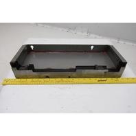 "Hennig EM-702271 18-3/4"" W x 23"" Long Telescopic Steel Way Cover See Info"