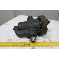 """Armstrong 6707 815 Inverted Bucket Steam Trap Cast Iron 250 PSIG 406F° 1-1/4"""""""