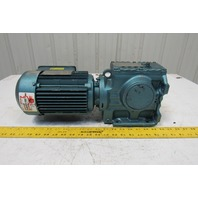 Sew Eurodrive DFT80K4Z 67.20:1 Ratio 25RPM Output .75Hp 230/460V Gear Motor