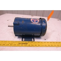 Baldor CJM3542 3/4Hp 3Ph 208-230/460V 60Hz 56J Electric AC Motor