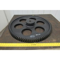 """Martin S396 32.666"""" OD 96T 3"""" Face 14.5° Pressure Angle External Tooth Spur Gear"""