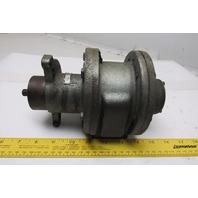 RAD684 Hydraulic Motor Face Mount 11mm 13T Spline Gear Shaft