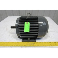 Westinghouse AEHH8P 3Hp 230/460V 3Ph 50/60Hz 182T Frame Electric AC Motor