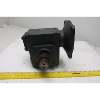 Hub City 0220-61327 Model 215 60:1 Right Angle Gear Reducer Dual Output Shaft
