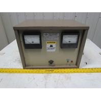 Darrah Electric 6-350 120V 1Ph 60Hz Input 350 VDC Output Power Rectifier