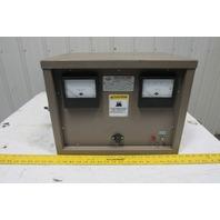 Darrah Electric 6-350-120-1-60 120V 1Ph 60Hz Input 350 VDC Out Power Rectifier