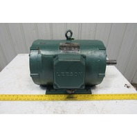 Leeson C256T17DB5D 20Hp 1775RPM 208-230/460V 3Ph 256T Electric AC Motor ODP