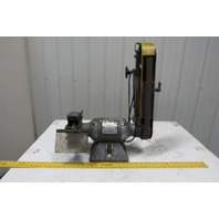"Baldor Electric Co. CAT 712E 1/2Hp 115/230V 1Ph Bench Grinder 2""X42"" Belt Sander"