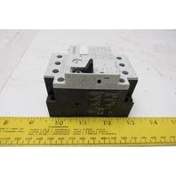 Siemens 3VU1300-1NL00 8-13A 3 Pole 600V 20Hp MAX Motor Starter Overload W/ Aux.