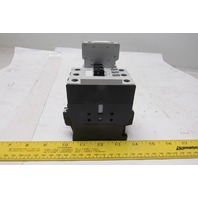 Siemens 3TF3400-0A 600V 55A 3 Pole Magnetic Contactor 120V 3Ph 25Hp Coil