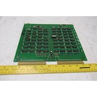 Mitsubishi BY171A396G51 OSSA-04-G Circuit Board