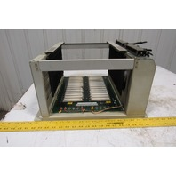 Mitsubishi MELDAS-C4C UFO1C-2 Slot Rack Chassis With Cooling Fans