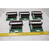 Allen Bradley 1746-OA16 SLC500 16 Channel Triac Output Module Lot Of 5