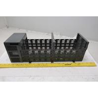 Allen Bradley 1746-A10 1746-P2 SLC 500 10 Slot PLC Rack Chassis