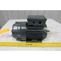 US Motors G 59066 2Hp 1745RPM 3Ph 208-230/460V 145TC Electric AC Motor W/Brake