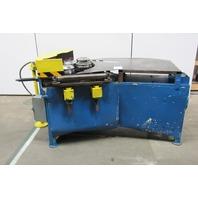 """Custom Mechanical Roll Form Flat Stock 1"""" Bender 208-230/460V 3 Ph"""