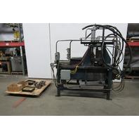 """1""""X2-3/4"""" Square Tube Cutter Cut-Off Chopper W/Tooling Hydraulic"""