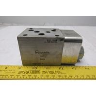 Sun Hydraulics BBF 8HR9 Hydraulic Control Sandwich Valve