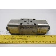 Sun Hydraulics EBY 91H5 Hydraulic Control Sandwich Valve