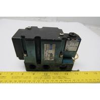 Mac 6311D-311-PM-111DA Pneumatic Solenoid Valve W/PME-111DABE 110-120V