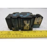 MAC MAC 6311D-311-PM-111DA Pneumatic Solenoid Valve W/PME-111DABE 110-120V