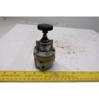 """SMC NIR200-N02 100PSI Air Pressure Regulator 1/4"""" NPT"""