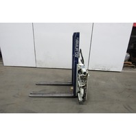 Cascade 25G-FDS-A005R2 Lift Truck Fork Attachment Single-Double Pallet 36""