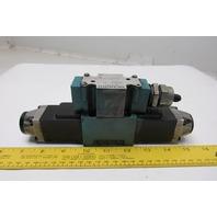 Rexroth 4WF6G52/AW120-60 Hydraulic Directional Control Valve
