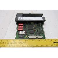 Allen Bradley 1747-ASB Ser A SLC 500 Remote I/O Adapter Module