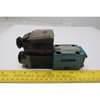 Rexroth 3WE6A51/AW120-60 Hydraulic Directional Control Valve 120V