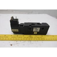 Parker B512ACB53A Pneumatic Solenoid Valve 20-150 PSI 120V