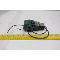 MAC 55B-11-PI-111BAAA Pneumatic Solenoid Valve W/PID-111BAAA 110-120V