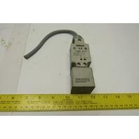 Omron E2Q2-N15Y4-U 250VAC  45-65Hz Inductive Proximity Sensor