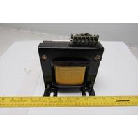 Mitsubishi RB525-278 200-210/220V Input 100V Output Transformer 1Ph 500VA