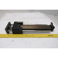 "Rexroth Mecman 168-032-000-0 Guided Pneumatic Cylinder 8"" Stroke 366-19-0320-1"