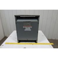 Square D 15S1H 15KVA 1Ph General Purpose Transformer HV 240/480 LV 120/240V