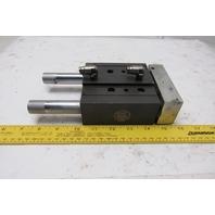 "PHD SA06 3 x 2 Pneumatic 2"" Stroke Linear Slide Cylinder"