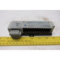 Allen Bradley 1791D4B4P DeviceNet 4 Channel I/O DC Power PLC Module