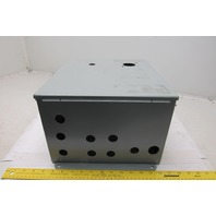 "Hoffman A14128-CH 14"" x 12"" x 8"" Type 12 Electrical Enclosure"